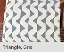 Triangle, Gris